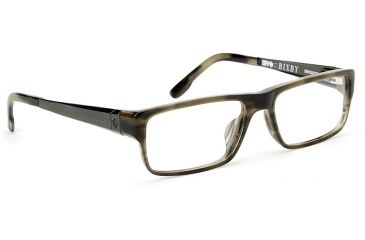 Spy Optic Single Vision Prescription Eyeglasses - Bixby 53 - Black Tortoise Frame SRX00037RX