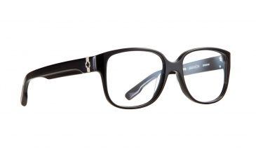 Spy Optic Single Vision Prescription Eyeglasses - Branson 50 - Black Frame SRX00049RX