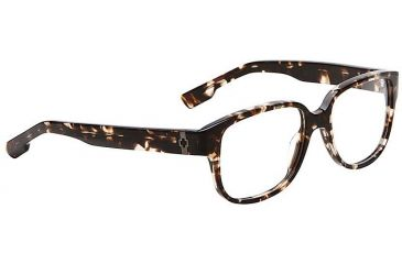 Spy Optic Single Vision Prescription Eyeglasses - Branson 50 - Vintage Tortoise Frame SRX00052RX