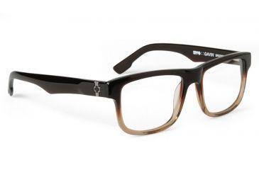 Spy Optic Single Vision Prescription Eyeglasses - Gavin 51 - Umber Fade Frame SRX00091RX