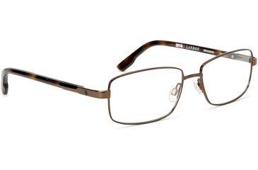 9fc740ee1e Spy Optic Single Vision Prescription Eyeglasses - Landon 54 - Chestnut Brn  Tortoise Frame SRX00003PROG