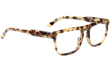 Spy Optic Single Vision Prescription Eyeglasses - Marco 53 - 1956 Tortoise Frame SRX00088RX