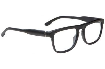 Spy Optic Single Vision Prescription Eyeglasses - Marco 53 - Matte Black Frame SRX00086RX