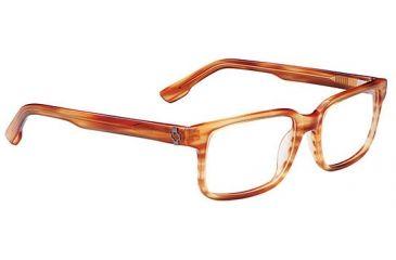 Spy Optic Single Vision Prescription Eyeglasses - Mateo 52 - Honey Frame SRX00094RX