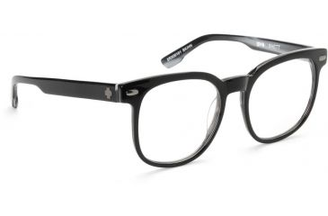 Spy Optic Single Vision Prescription Eyeglasses - Rhett 50 - Black/Horn Frame SRX00101RX