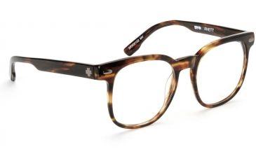 Spy Optic Single Vision Prescription Eyeglasses - Rhett 50 - Mojave Frame SRX00102RX