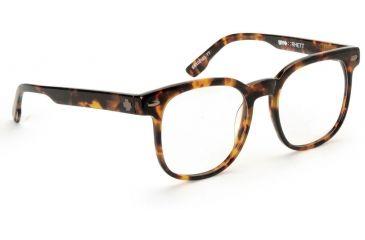 Spy Optic Single Vision Prescription Eyeglasses - Rhett 50 - Tiger Tortoise Frame SRX00103RX