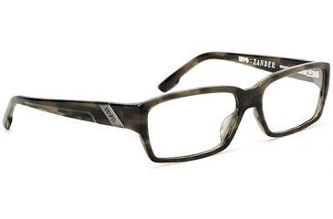 Spy Optic Single Vision Prescription Eyeglasses - Zander 55 - Black Tortoise Frame SRX00026RX