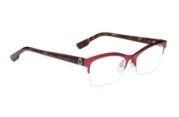 Spy Optic Spy Optic Avery Eyeglasses - Burgundy Frame & Clear Lens, Burgundy SRX00066