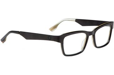 Spy Optic Spy Optic Brando Eyeglasses - Black Horn Frame & Clear Lens SRX00098