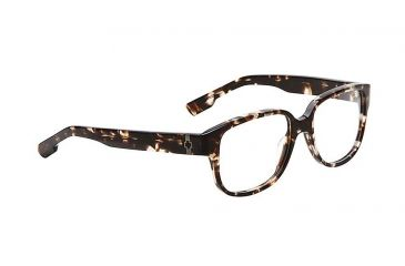 Spy Optic Spy Optic Branson Eyeglasses - Vintage Tortoise Frame & Clear Lens, Vintage Tortoise SRX00052