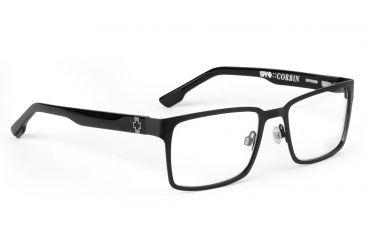 628ea8e0d26a Spy Optic Spy Optic Corbin Eyeglasses - Matte Black Frame   Clear Lens