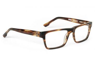 Spy Optic Spy Optic Drake Eyeglasses - Cuban Smoke Frame & Clear Lens, Cuban Smoke SRX00084