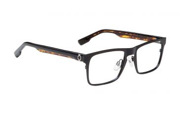 Spy Optic Spy Optic Heath Eyeglasses - Matte Black Frame & Clear Lens, Matte Black SRX00071