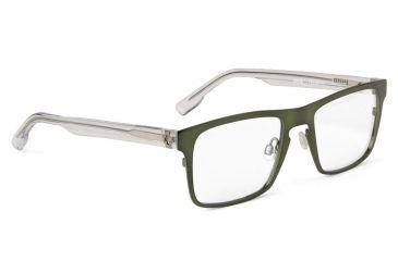 Spy Optic Spy Optic Heath Eyeglasses - Olive Frame & Clear Lens, Olive SRX00073