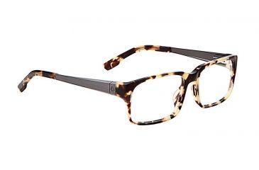 Spy Optic Spy Optic Kellan Eyeglasses - Vintage Tortoise Frame & Clear Lens, Vintage Tortoise SRX00036