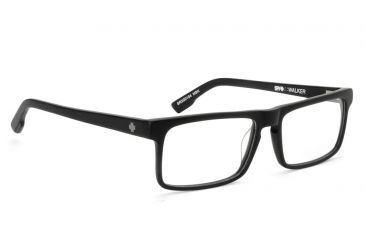 5f96abbba8 Spy Optic Spy Optic Walker Eyeglasses - Matte Black Frame   Clear Lens