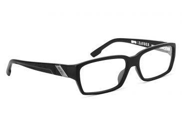 Spy Optic Spy Optic Zander Eyeglasses - Matte Black Frame & Clear Lens, Matte Black SRX00025