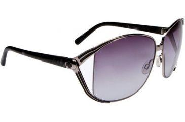 Spy Optic Kaori Sunglasses Gunmetal w/ Black Marble - Black Fade Lenses