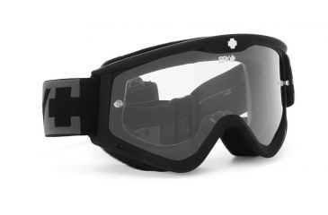 ab8dbfba50b6c Spy Optic Targa 3 MX Goggles w  Black Sabbath Frame   Clear Antifog Lens w