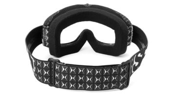 Spy Optic Targa Mini Mx Goggles w/ You Lil Stud Frame & Clear Antifog Lens w/ Posts