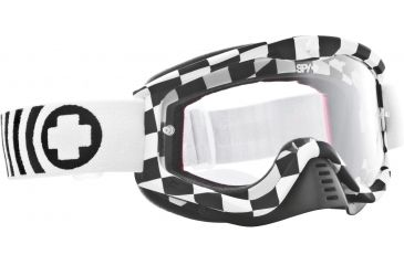 Spy Optic Whip MX Goggles - Drag Frame and Clear Lens 320791396094