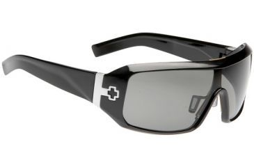 670373062129 670373062135 Shiny Black frame, Gray lenses