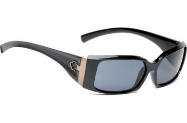 Spy Optic Sidney Rx Prescription Shiny Black Frame Sunglasses