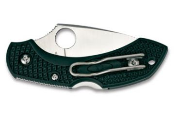 Spyderco Dragonfly2 British Racing Knife Closed