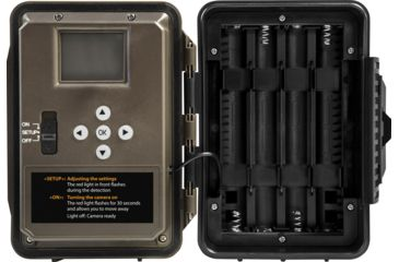 3-Spypoint FORCE-20 Ultra Compact Trail Camera