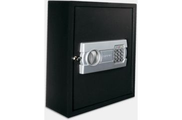 Stack-On Drawer/ Wall Safe w/ Electronic Lock, Black PDS-505