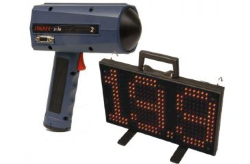 Stalker Radar Package - 2 1/2-Digit LED Display and Solo 2 Radar Gun Package 827-0006-00