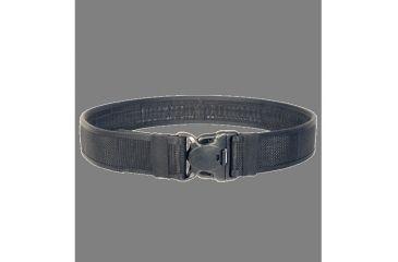 Stallion Leather 2inch Web Duty Belt W/ Cop Lock B - SBLT2-XL