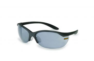 Stanley Rst 61005 Vapor Black Frame Gray Lens Sport Safety Glasses