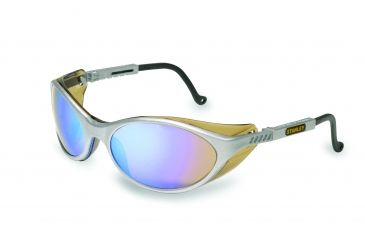 Stanley Rst 61010 Bandit Blue Mirror Lens Premium Safety Glasses