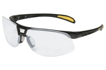 Stanley Rst 61019 Prot G Black Clear Lens Sport Safety Glasses