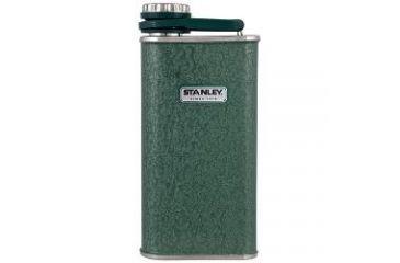 Stanley Steel Classic Flask, Hammertone, 8 oz. 708885