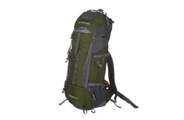 42a41307443 Stansport Internal Frame Pack 50 L, w/Hideaway Rain Cover   Up to 39 ...