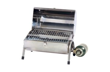 1-Stansport Stainless Steel Propane Bbq Grill