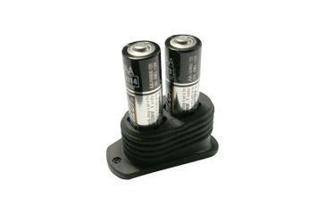 Stark SE-1 And SE-2 Grip Plug With AA Battery Storage Black