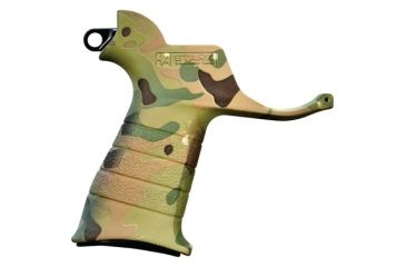 Stark SE-2 AR-15 Pistol Grip With AA Battery Storage And Sling Hook Mount MultiCam Camouflage
