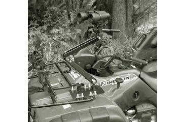 Steady Mount mounted on an ATV