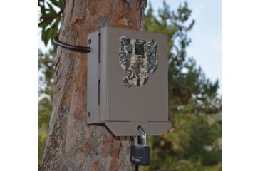 6-Stealth Cam Scouting Camera Security/Bear Box