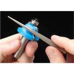 Steelex 400 Grit Diamond Pocket File w/ Lanyard Hole D2473