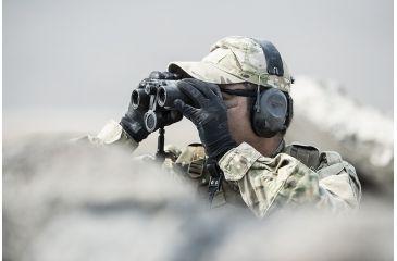 5-Steiner 10x50 M50 LRF Military Binoculars w/ Laser Rangefinder & Tripod Mount