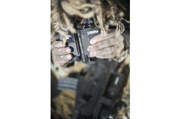 6-Steiner 10x50 M50 LRF Military Binoculars w/ Laser Rangefinder & Tripod Mount