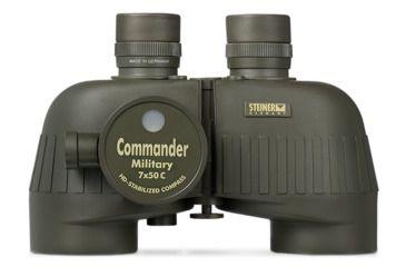 2-Steiner 7x50 M750rc Commander Military Binoculars