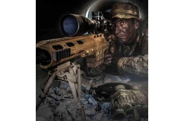 25-Steiner 5-25x56 M5Xi Military Riflescope
