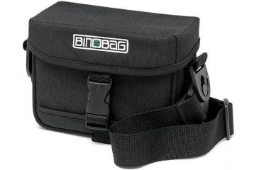 Steiner Small Binobag Soft Cordura Black Bag for 6x30 & 8x30 Porro Prism Binoculars 605
