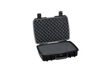 Pelican Storm Cases iM2370 w/ Custom Foam & Shoulder Strap for HK UMP - Black
